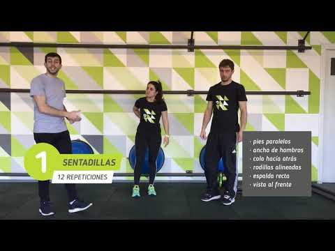 ÓN Club :: 5 ejercicios para hacer con tu compañero de trabajo