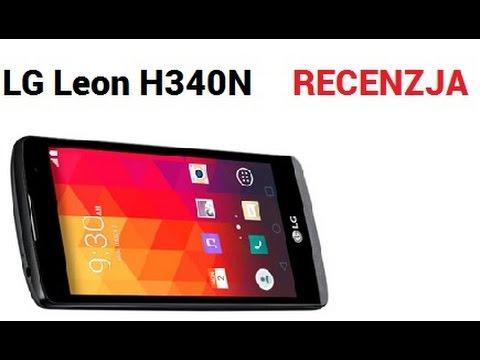 LG Leon 4G LTE - Lwia Część Rynku [RECENZJA]