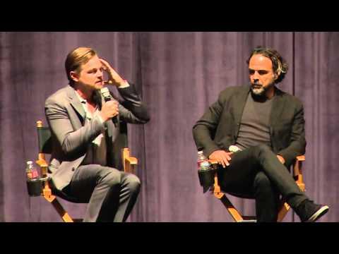 Leonardo DiCaprio on Alejandro and fight scene