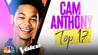 """Download Cam Anthony Performs Hozier's """"Take Me to Church"""" - The Voice Live Top 17 Performances 2021"""