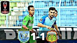 Download Video Persela Lamongan vs Bhayangkara FC 1-1 - All Goals & Highlights - Piala Presiden 2018 - 25/01/2018 MP3 3GP MP4