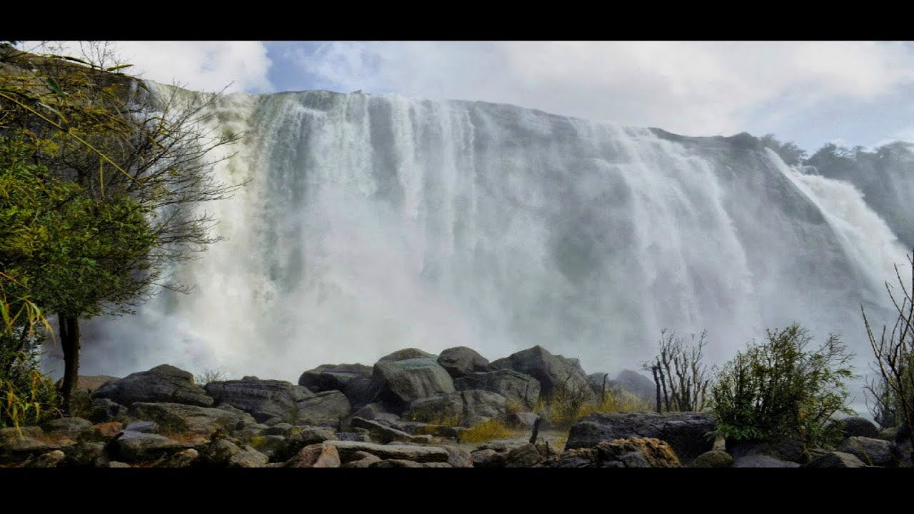 Athirapally Falls Wallpapers Athirapally Waterfalls A Short Film On Athirapally