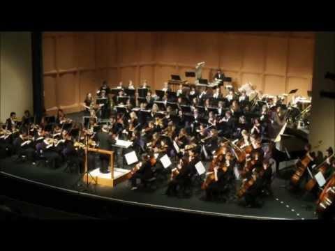 """Tchaikovsky: Nutcracker Suite No. 1, Op. 71a- Russian Dance """"Trepak""""; Carolina Youth Symphony"""