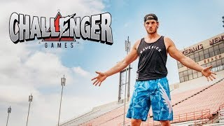 THE CHALLENGER GAMES |CHARITY TRACK EVENT| LIVE STREAM|