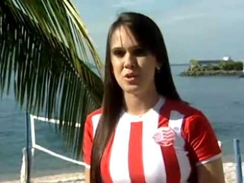 Entrevista De Danielle Brito, Musa Do Náutico No Brasileirão 2009
