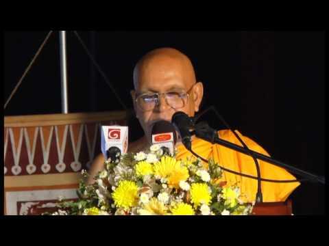 """""""Sasara Jeevithai, Gandhabba Munivarui"""" by Dr. Nimal Hettiaratchy Book Launching Part 3of4VTS 01 3"""