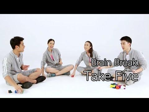 Brain Break ตอน 20 : Take Five ภาษาไทย ป.1-ป.6