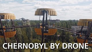 Postcards from Pripyat, Chernobyl (Drone Footage)
