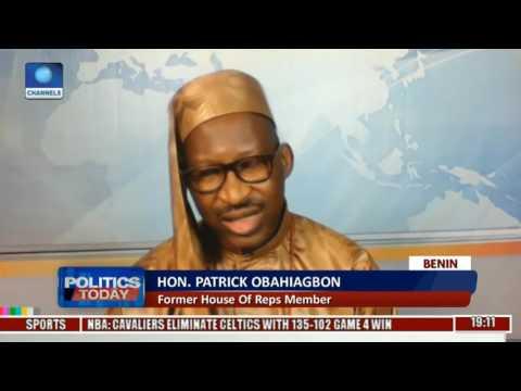 Obahiagbon Pays Tribute To Channels Tv's Chukwuma Onuekwusi