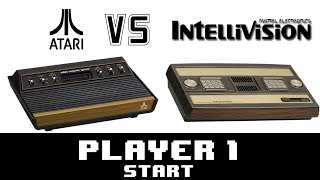 Atari vs Intellivision - Which was better?