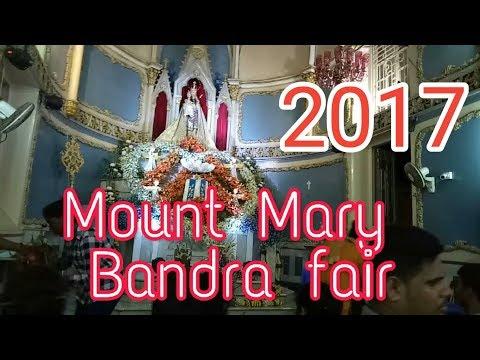 Mount Mary church bandra fair 2017 , by All in one Deepak