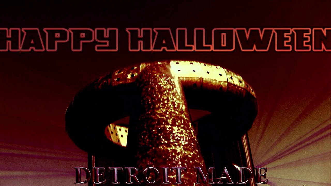 happy halloween from detroit - freestyle strength stretcher 264