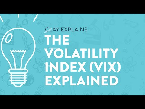 The Volatility Index (VIX) Explained