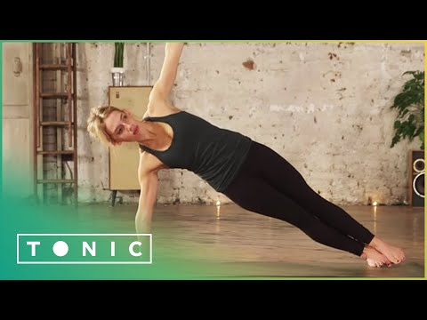 5 Yoga Poses For Stronger Arms | Tonic
