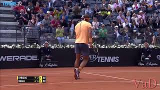 Rafael Nadal - 100 Hot Shots of His Career