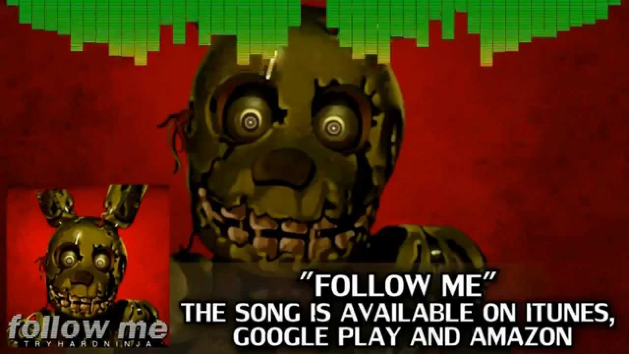 [Rus sub] Five Nights At Freddy's 3 Song