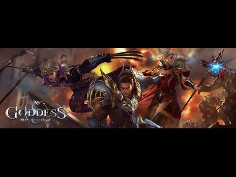 Goddess: Primal Chaos (Android ios) bölüm 1
