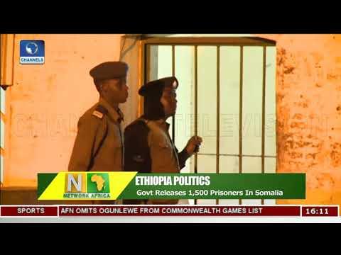 Govt. Releases 1,500 Prisoners In Somalia |Network Africa|
