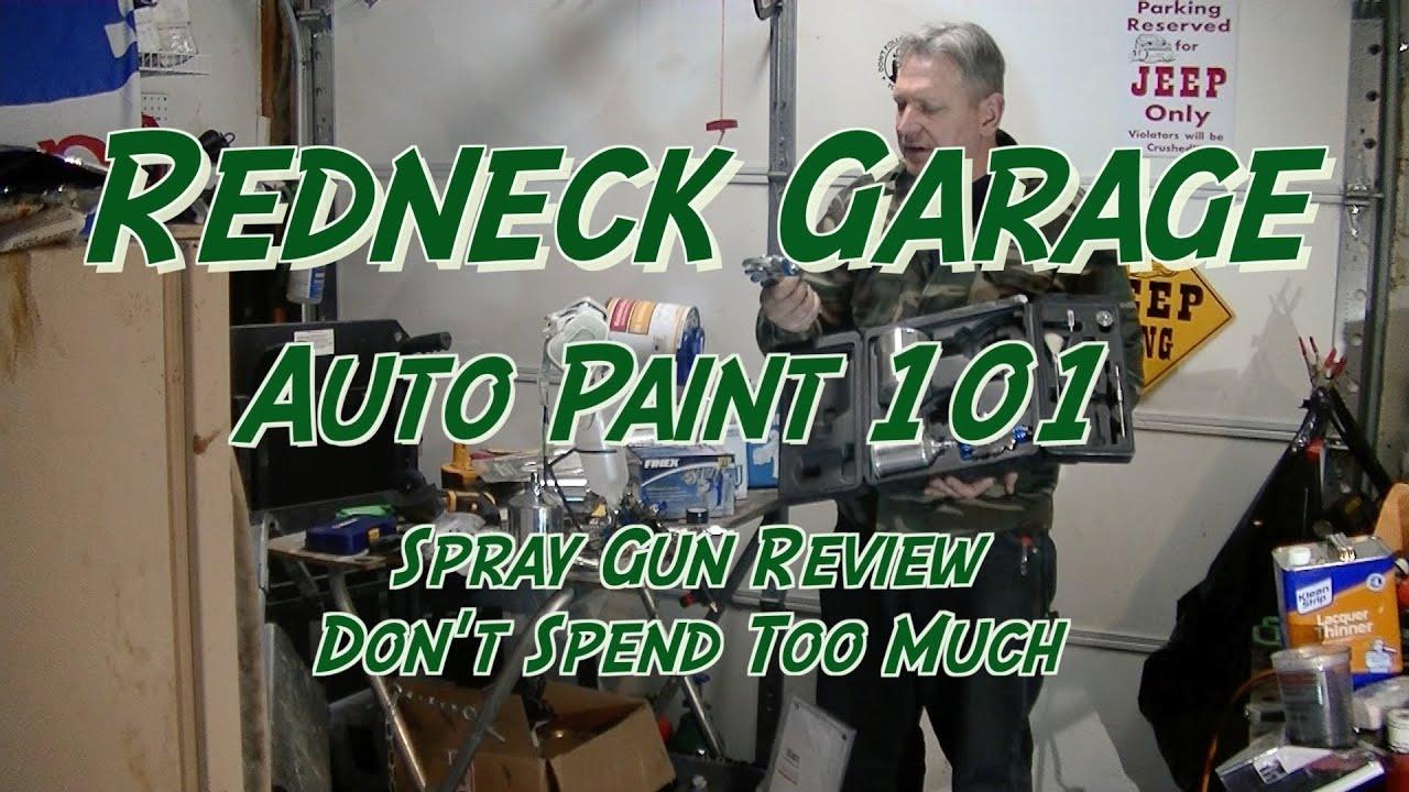 How To Clean Car Paint Gun