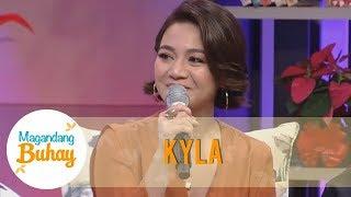 Magandang Buhay: Kyla suddenly gets emotional
