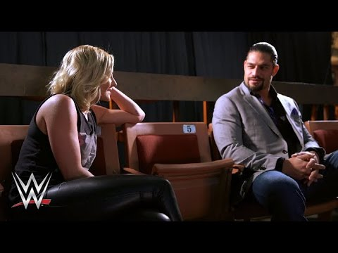 Roman Reigns Interview Reveals The Secret To A Happy Marriage On WWE