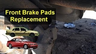 Brake Pad & Rotor Disk Replacement, Front & Some Rear. Volvo, BMW, Jaguar, Etc. - VOTD