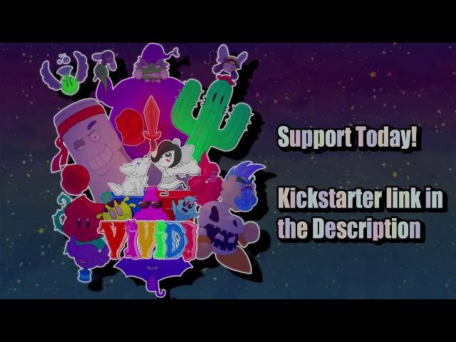 Vivid! - a Kirbyvania Inspired Adventure