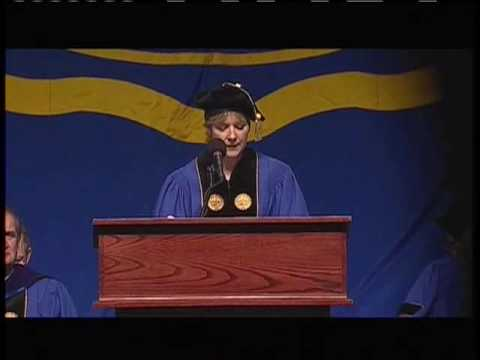Suffolk Law School Commencement (Part 1 of 2)