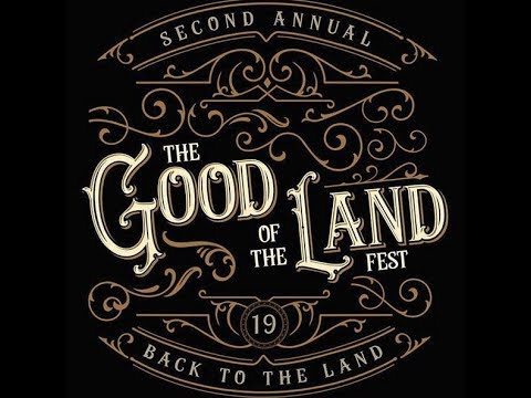 The Good Of The Land Festival In Temple, Texas 2019.