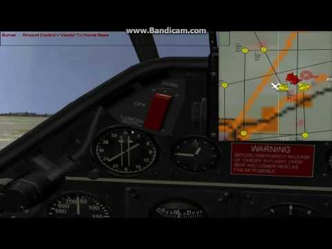 """IL2 WWII Tacan """"The YG Land & YE-ZB UHF Carrier Navigation System"""""""