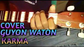 COVER GUYON WATON - KARMA