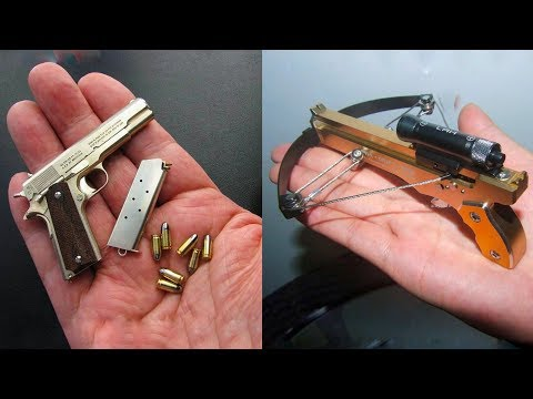 5 AMAZING MINI WEAPONS AND SURVIVAL TOOLS ▶ Legally You Should Buy