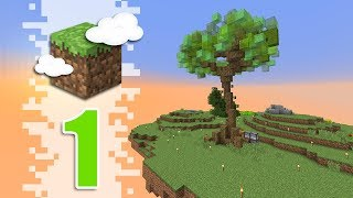 Skyblock - Ep01 - How To Get Started Archon Server - Origins Realm
