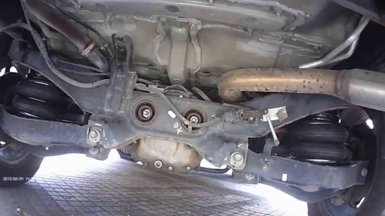 suspension pathfinder amr suspensiones [ 1280 x 720 Pixel ]