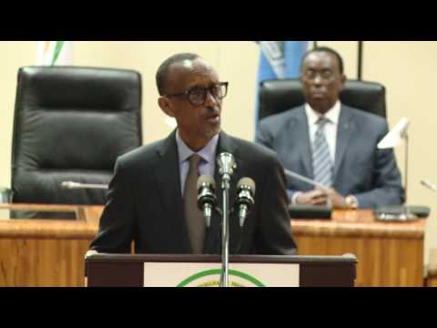 President Kagame attends East African Legislative Assembly Special Sitting | Kigali, 6 March 2017