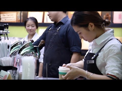Specialty coffee tour in shanghai.