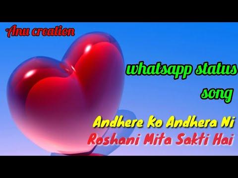 Shraddha kapoor Dialogue status || Andhere Ko Andhera Ni  Roshani Mita Sakti Hai|| WhatsApp status