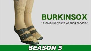 BURKINSOX INFOMERCIAL