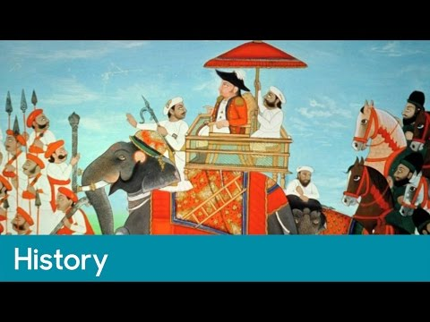 How did the British gain control of India? | History - Empire