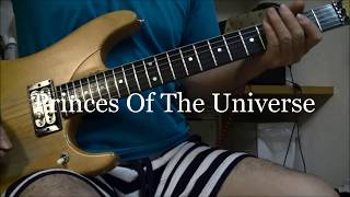 Queen   Princes Of The Universe   cover