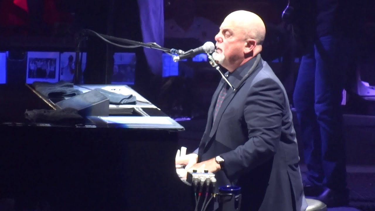 Billy Joel Piano Man Billy Joel Quotpiano Man Quot At American Airlines Arena