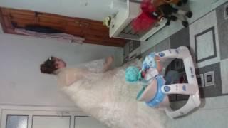 Evlilik yıldönümü süpriz im..💛💚💙💜