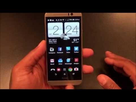 "HTC One M9 ""Real Review"""