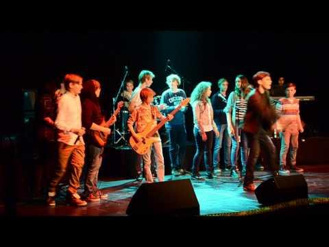 2014 11 14 Bonaventura College Topklas Muziek, Culturele Avond