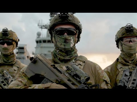 Australian Army Soldiers Trade Land For Sea With The Royal Australian Navy