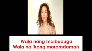 Nakapagtataka By Rachel Alejandro (With Lyrics)