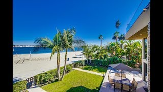 Villa on the Bay Vacation Rental by Bluewater Vacation Homes in Mission Beach