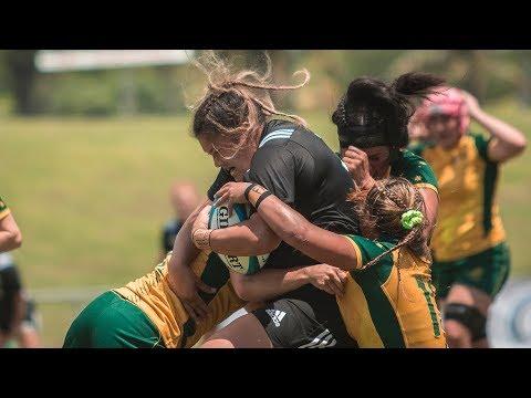 HIGHLIGHTS: Black Ferns Development XV v Australia A - 2019