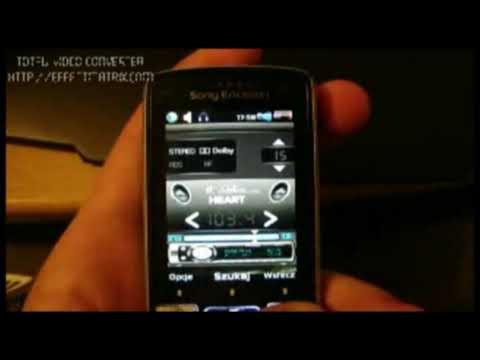 Sony Ericsson k850i tuning