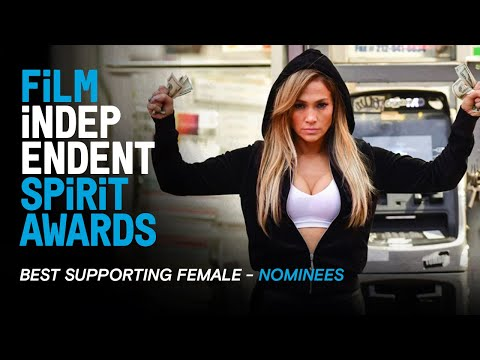 BEST SUPPORTING FEMALE - Nominees | 35th Film Independent Spirit Awards